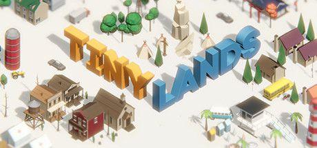 Portada Tiny lands