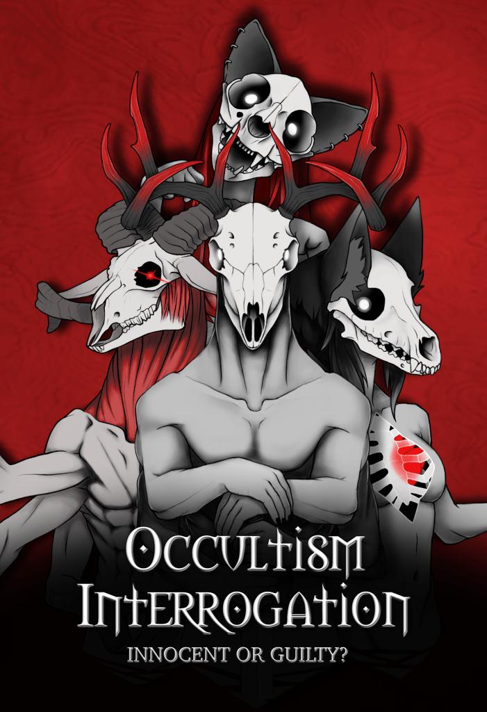 Portada Occultism Interrrogatorio