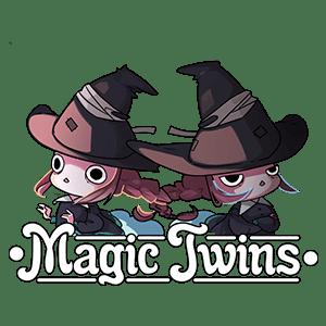 Portada Magic Twins con Abra y Cadabra