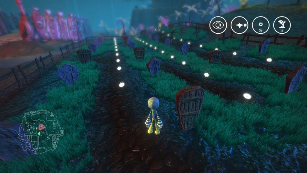 Onirike imagen cementerio
