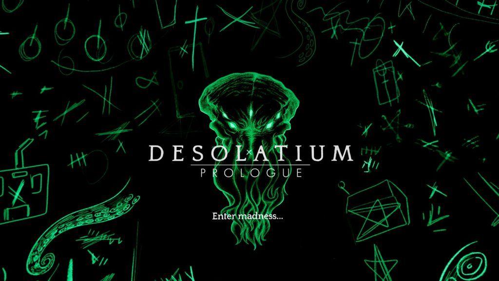 Titulo de Desolatium Prologue
