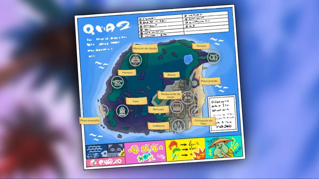 Stories of Mara- mapa